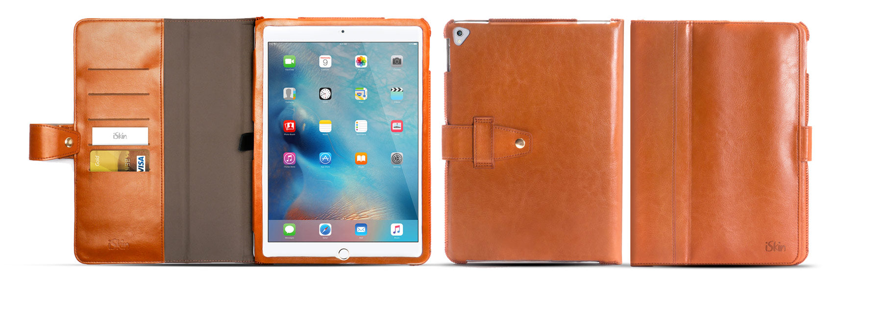 iSkin vera folio for iPad 9.7""
