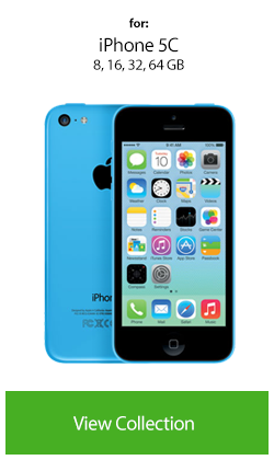 iSkin for iPhone 5C