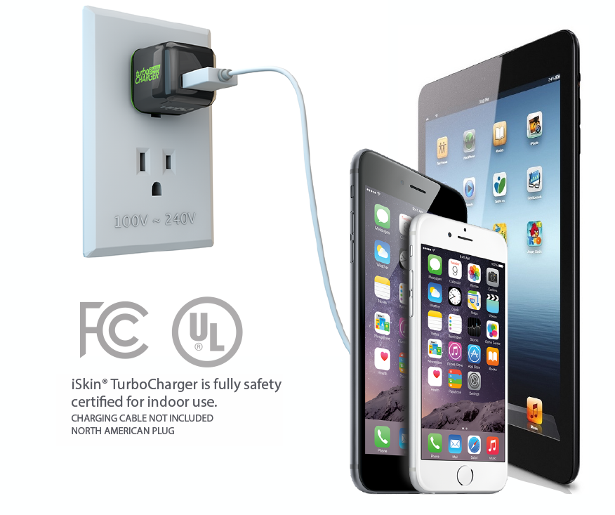 turboCharger for iPad and iPhone