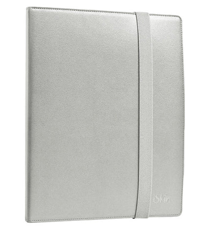 BookWorm SE Folio for iPad / iPad Air - Silver