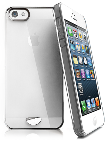 iSkin Claro Hard Case (Clear)