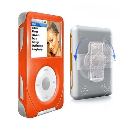 Evo4 Duo for iPod Classic-6th (2009-2014) Generation