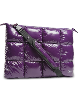 "Summit Bag 15"" - Purple"