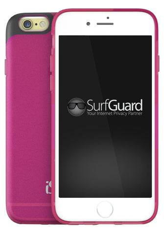 Solo with SurfGuard (Pink)