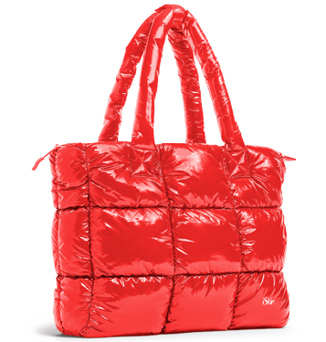 "Taylor Tote 13/15"" - Red"