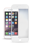 Titan Glass Screen Shield for iPhone 6/6S - White