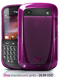 Vibes for BlackBerry 9900/9930
