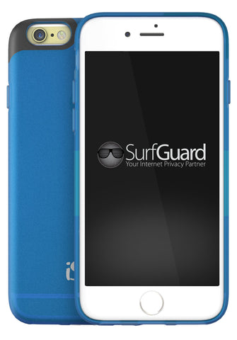 Solo with SurfGuard  (Blue)
