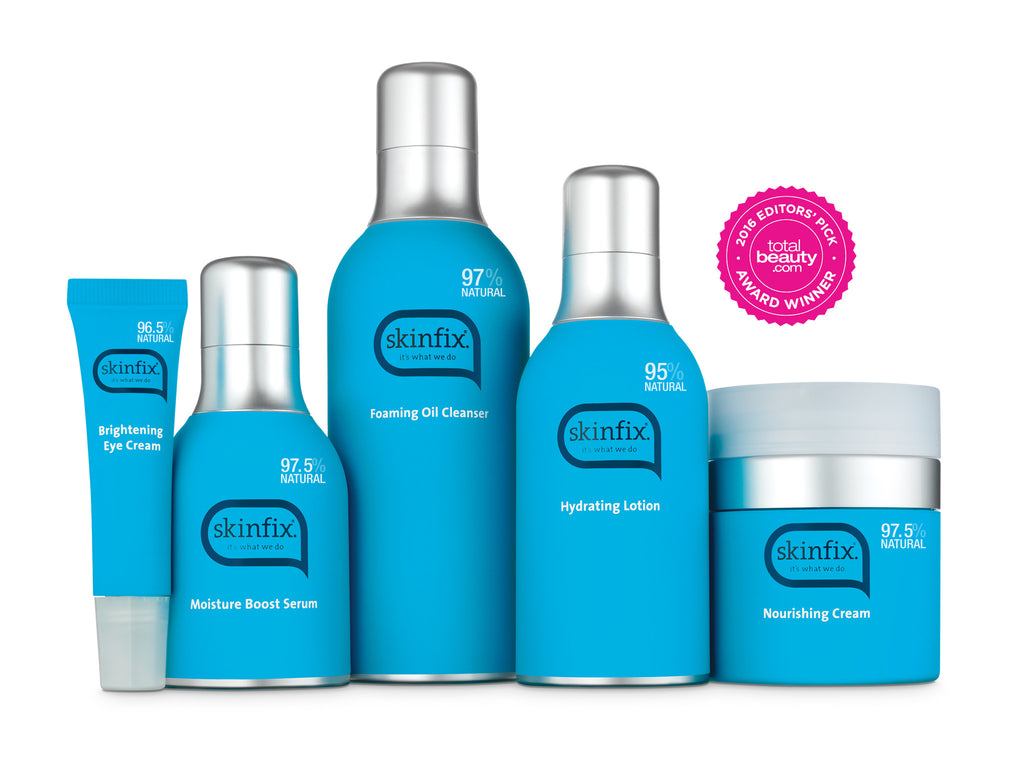 Healthy Skin Face Range