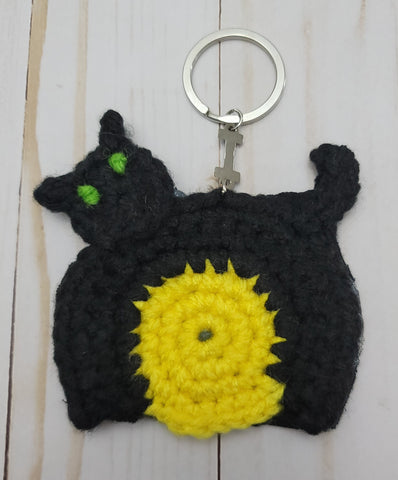 Free Black Cat Crochet Pattern - Spooktacular Crochet Patterns Book