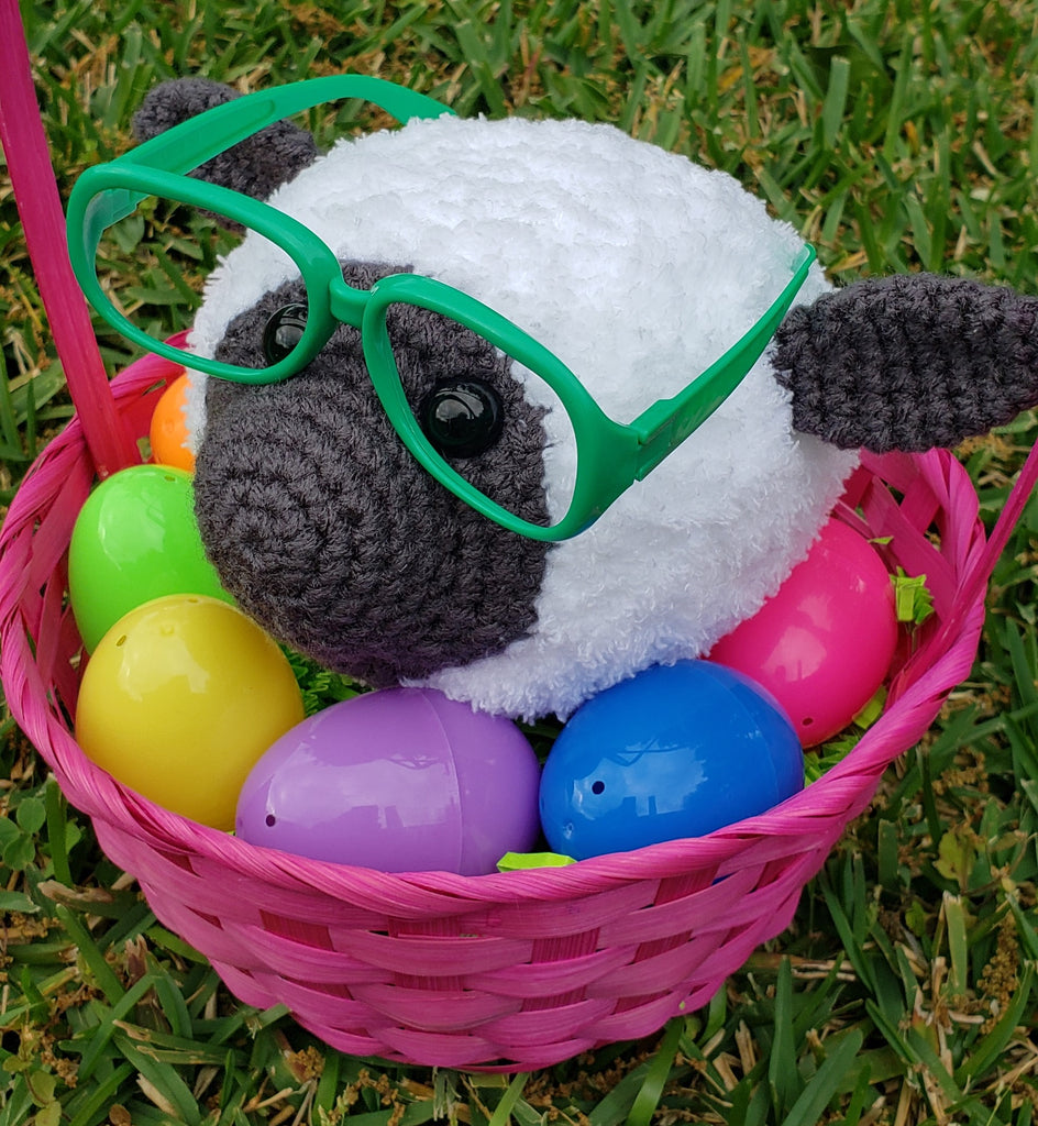 Free Easter Lamb Crochet Pattern