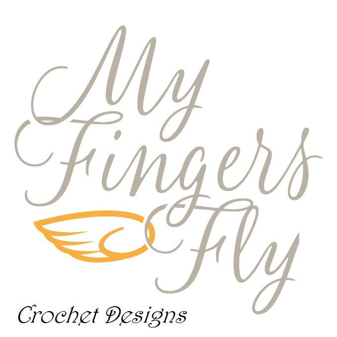 My Fingers Fly Crochet Designs