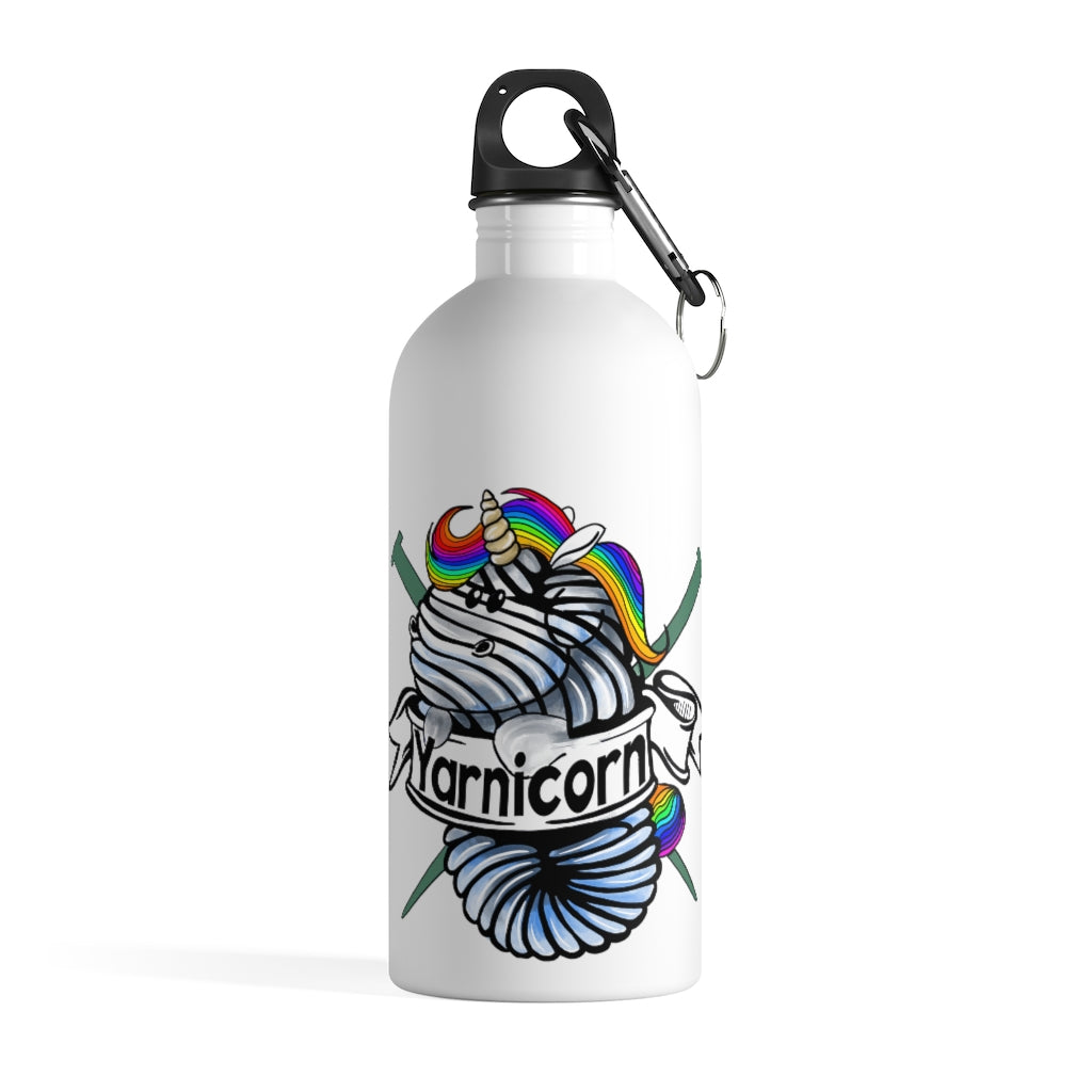 Yarnicorn Stainless Steel Water Bottle