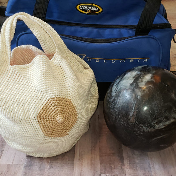 Bowling Ball Bags Crochet Pattern Ebook