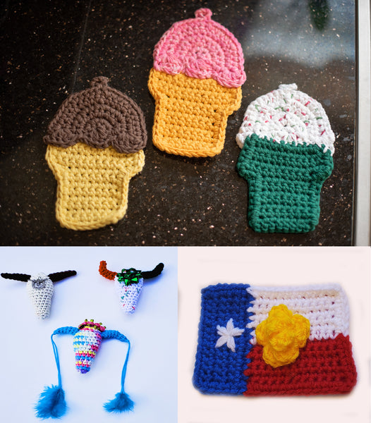 Crochet - Texas Style Crochet Patterns Ebook
