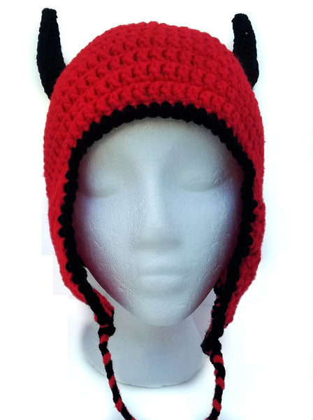 Horned Hat Crochet Patterns