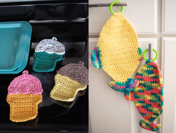 Kitchen Crochet Pattern Ebook