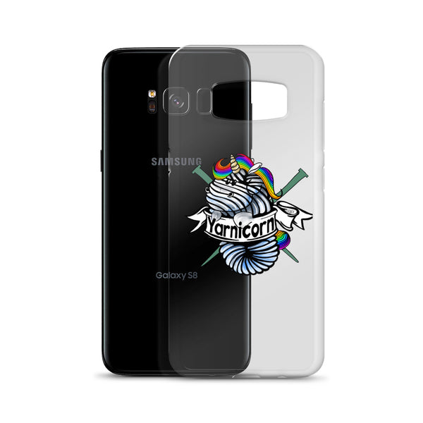 Yarnicorn Samsung Phone Case