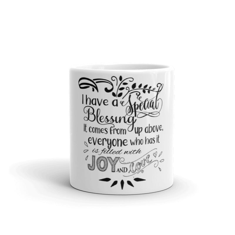 Special Blessing Coffee Mug - 11 oz. or 15 oz.