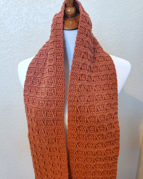 West Texas Ladies' Scarf