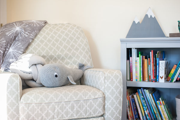 Quick & Easy Whale Pillow Crochet Pattern Plus Whale Plush Toy Crochet Pattern