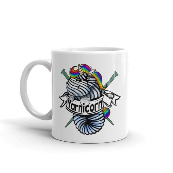 Yarnicorn Coffee Mug
