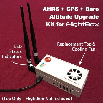 AHRS Upgrade For FlightBox