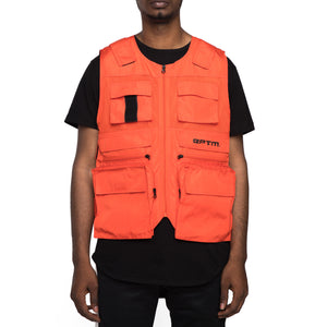 ORANGE-BALLISTIC UTLIE VEST - EPTM.