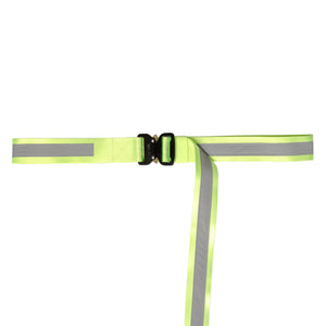 NEON YELLOW-REFLECTIVE BELT