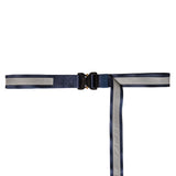 NAVY-REFLECTIVE BELT