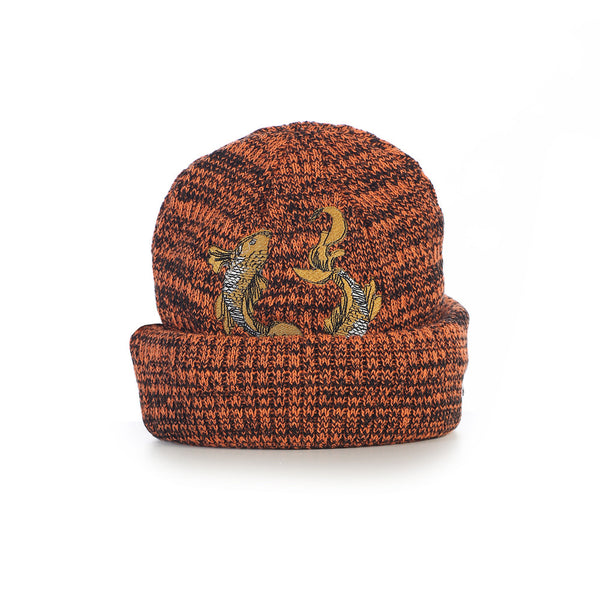 MANDARIN/GOLDEN KOI-Heavy Weight Beanie - EPTM.