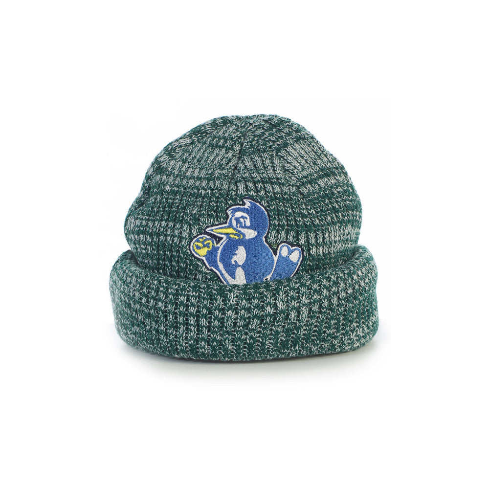 GREEN/BLUE JAY-Heavy Weight Beanie - EPTM.