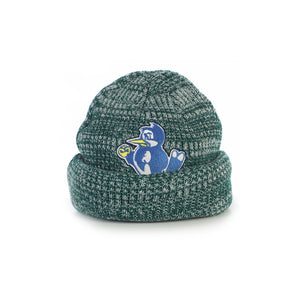 EPTM GREEN/BLUE JAY-Heavy Weight Beanie - EPTM.