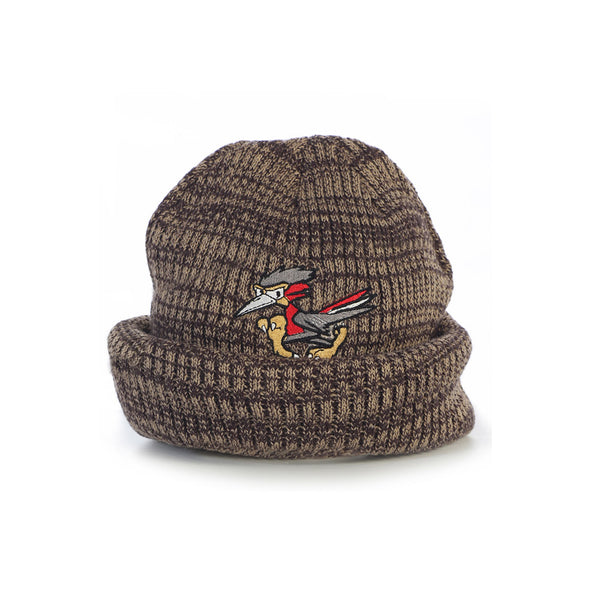 BROWN/ROAD RUNNER-Heavy Weight Beanie - EPTM.
