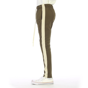 OLIVE-Techno Track Pants
