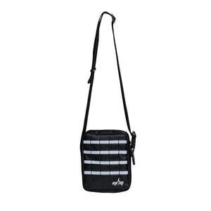 BLACK-TACTICAL SHOULDER BAG - EPTM.