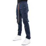 EPTM NAVY-SNAP CARGO PANTS