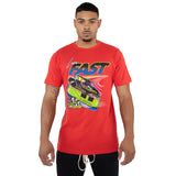 EPTM RED-LIVE FAST DIE YOUNG TEE