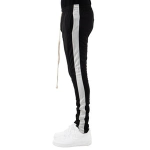 EPTM BLACK/WHITE-Track Pants