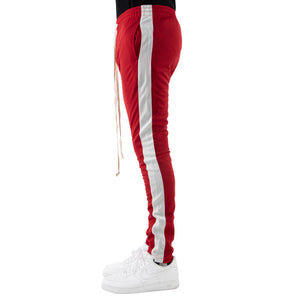 EPTM RED/WHITE-Track Pants