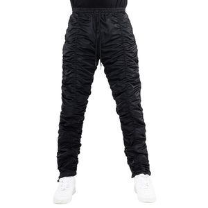 EPTM BLACK-COMPRESSED PANTS
