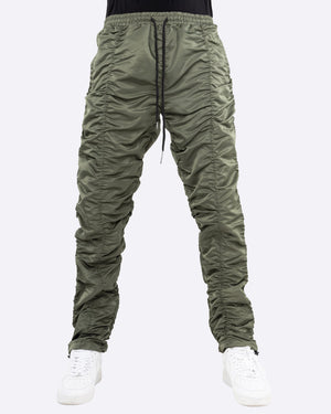 EPTM OLIVE-COMPRESSED PANTS