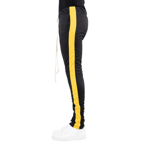 EPTM BLACK/YELLOW-Track Pants