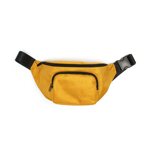 MUSTARD-POLY CROSS BAG - EPTM.