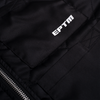 EPTM BLACK-VEGAN LEATHER REVERSIBLE VEST - EPTM.
