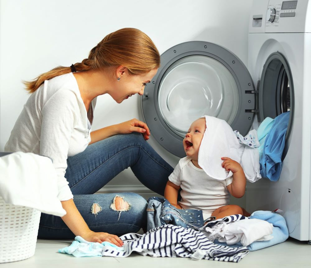 Cleaning baby clothes naturally – the ultimate Special Little Shop Guide!