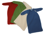 Merino Wool Fleece Baby Todler Sleeping Bag with sleeves - Special Little Shop - 1