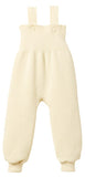 Disana Organic Merino Wool knitted baby dungarees / trousers (7 colours) - Special Little Shop - 2