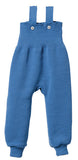 Disana Organic Merino Wool knitted baby dungarees / trousers (7 colours) - Special Little Shop - 6