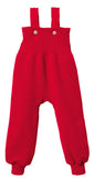 Disana Organic Merino Wool knitted baby dungarees / trousers (7 colours) - Special Little Shop - 3